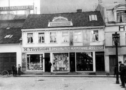 Byvandring i det jødiske Trondheim